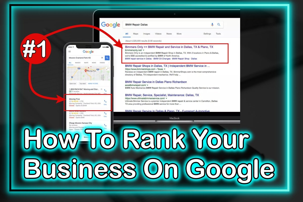 How To Rank Your Business On Google Even If You Don't Have A Website